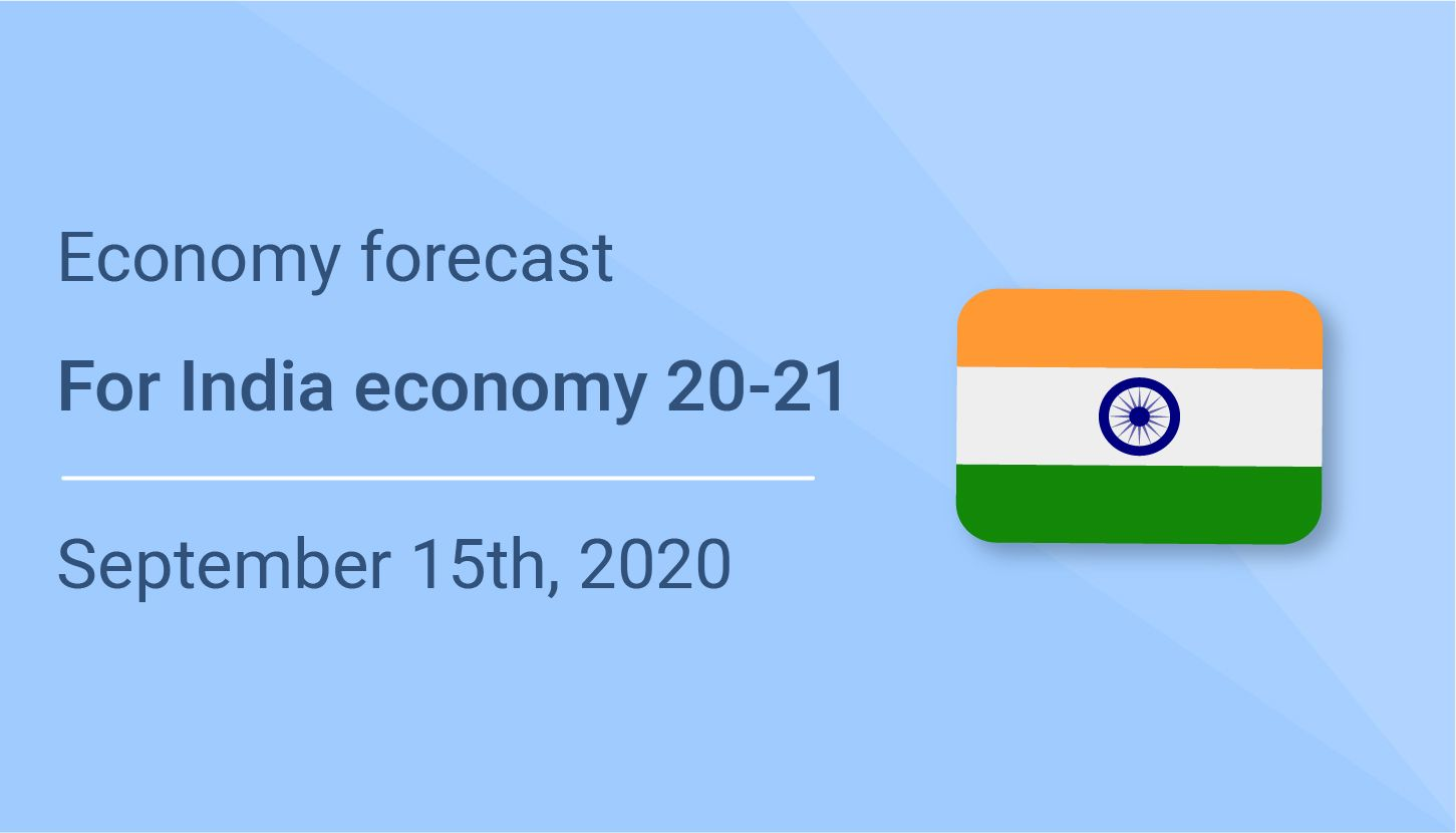 2020-2021 forecast for India economy