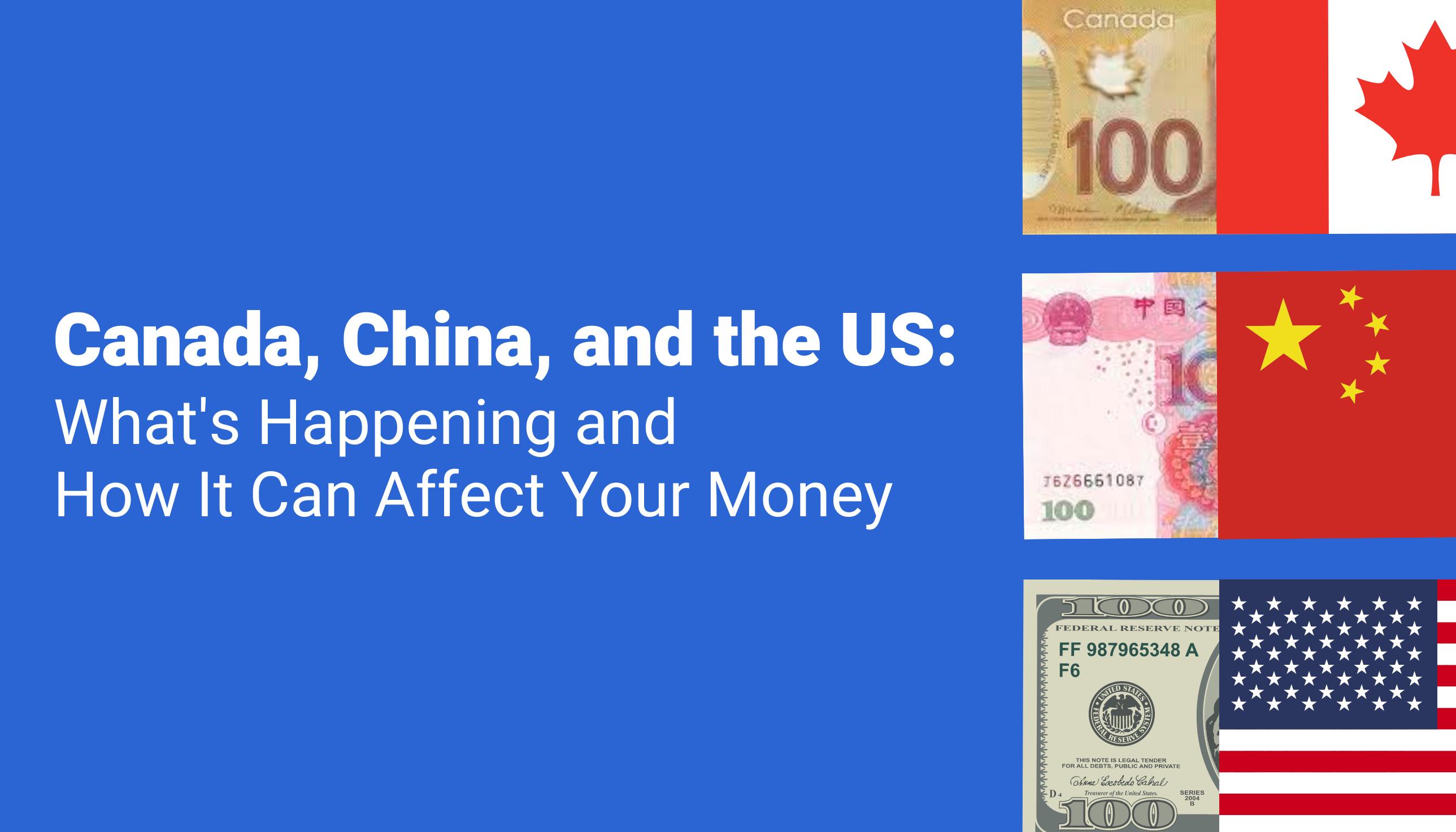 china vs canada vs usa