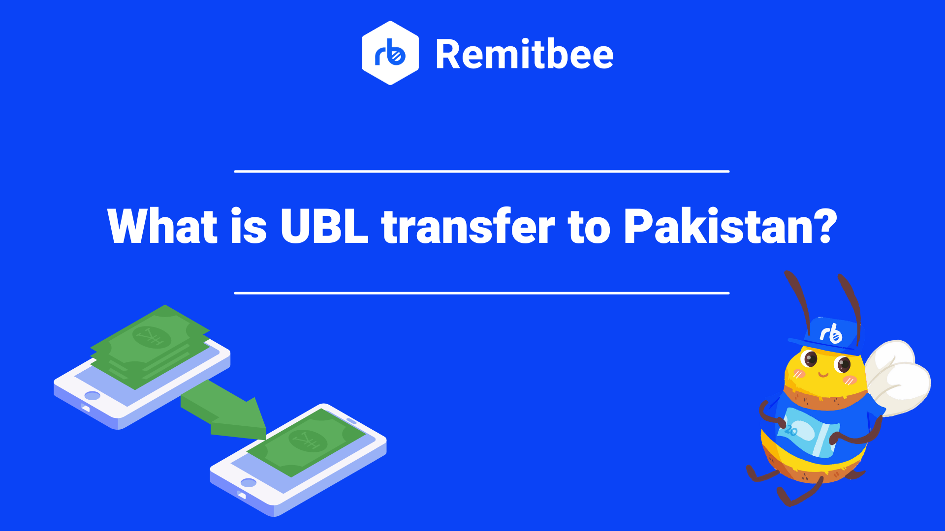 What is UBL Transfer to Pakistan ?