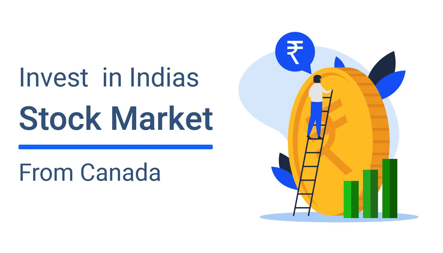 How to Invest in Indian Stock Market from Canada