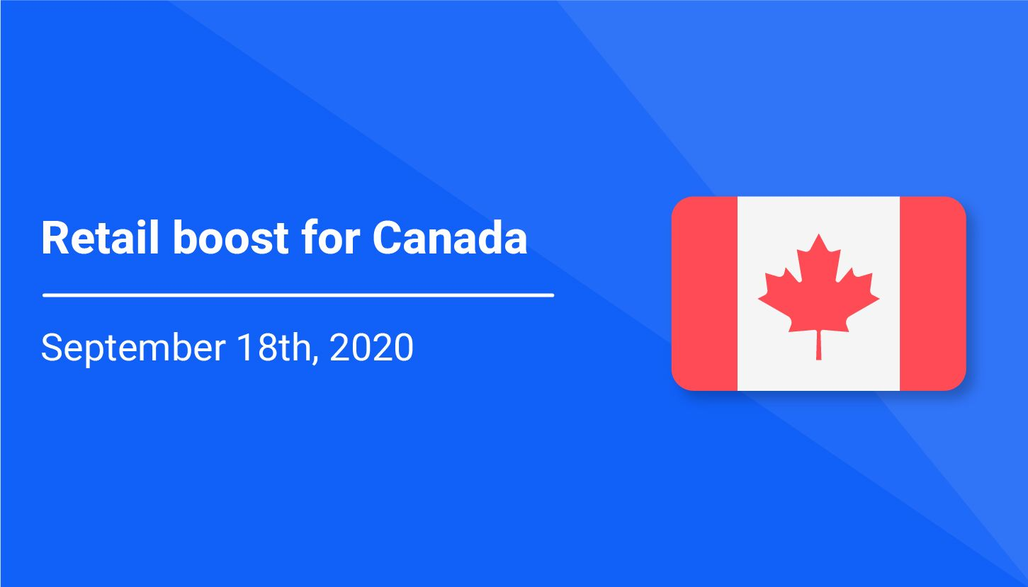 Retail boost for Canada