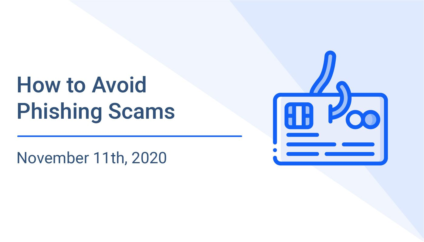 How to Avoid Phishing Scams