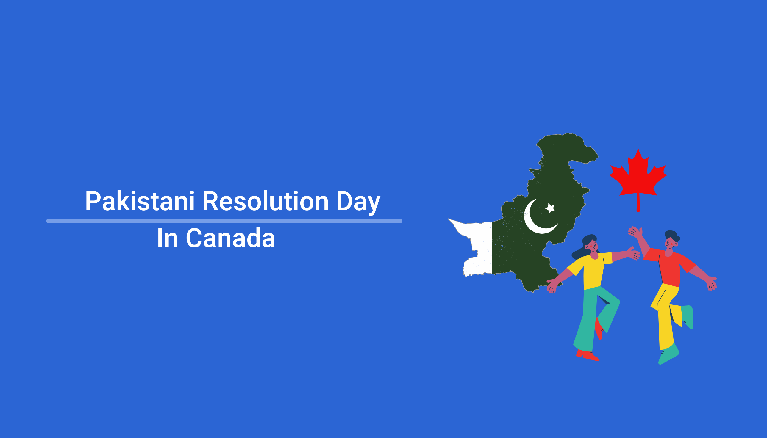 Celebrate Pakistan day in Canada