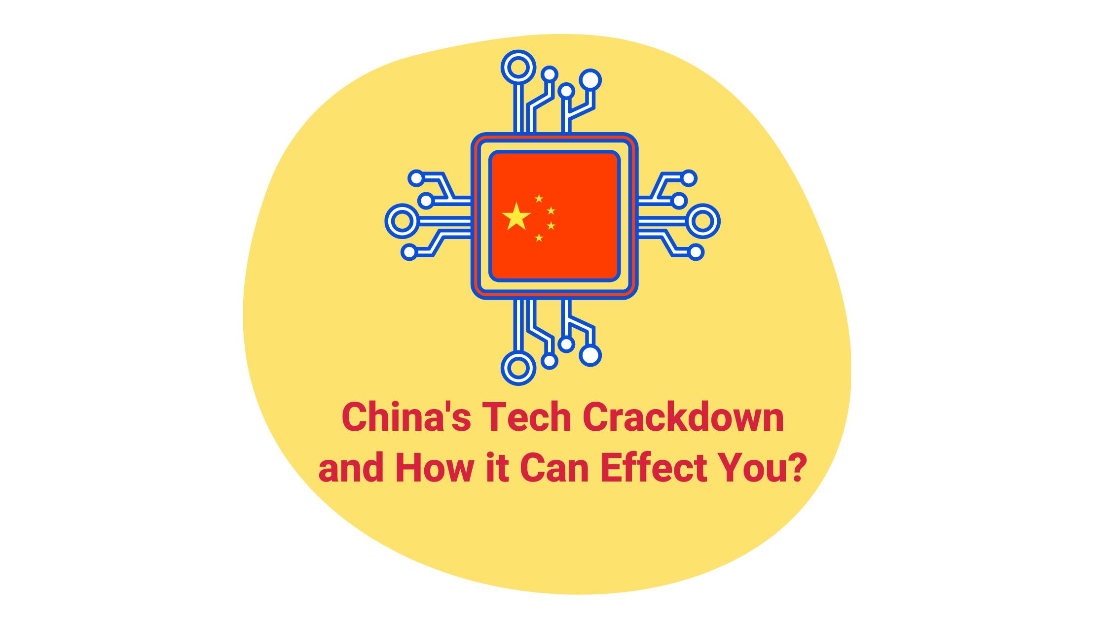 china tech crack down