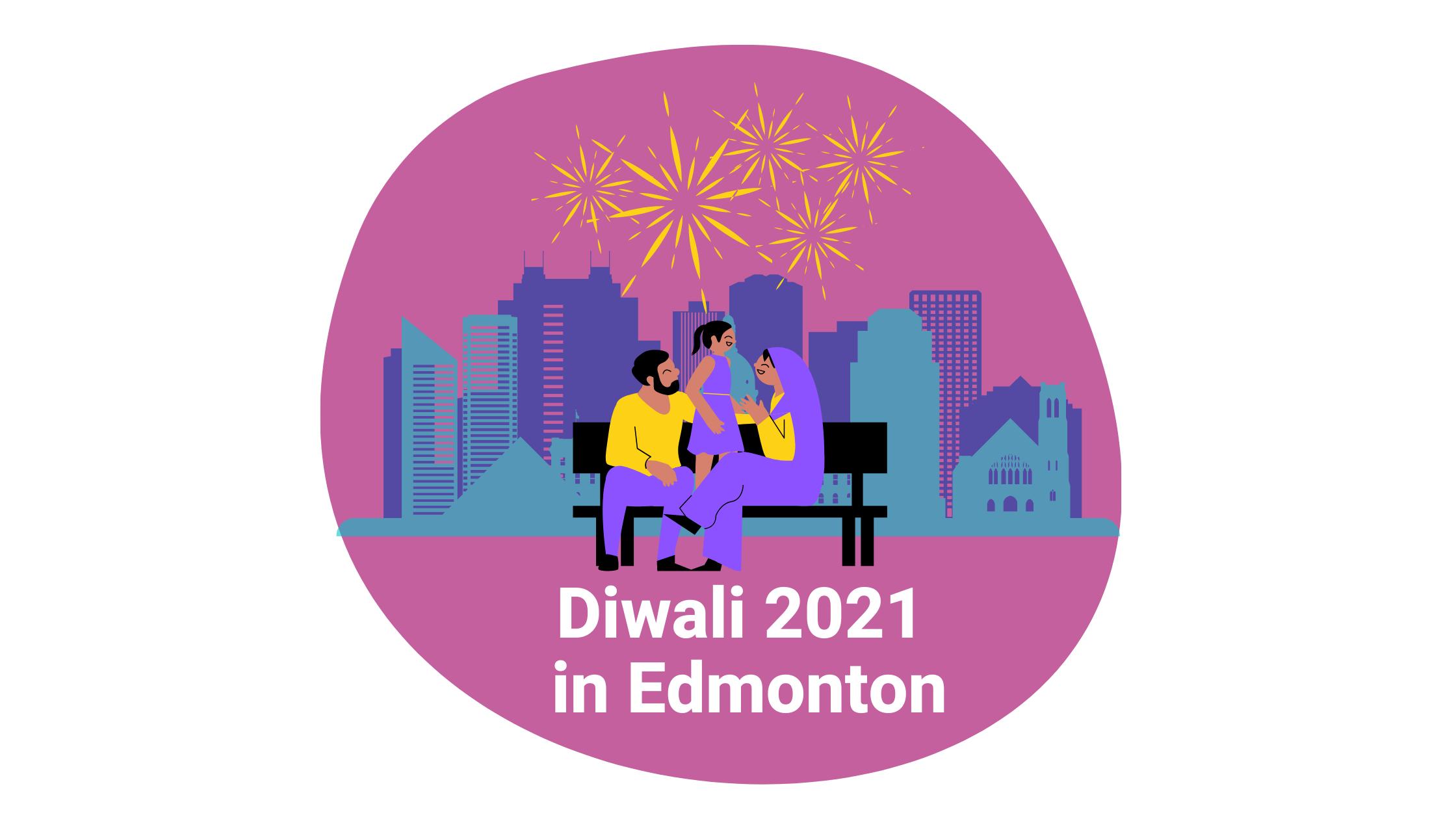 Diwali Festival in Edmonton 2021