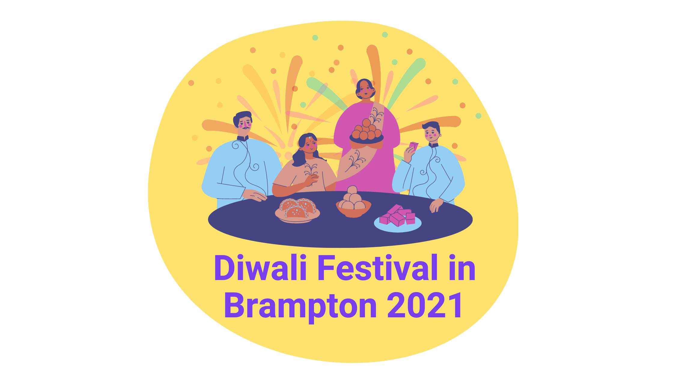 Everything you need to know about Diwali 2021 in Brampton