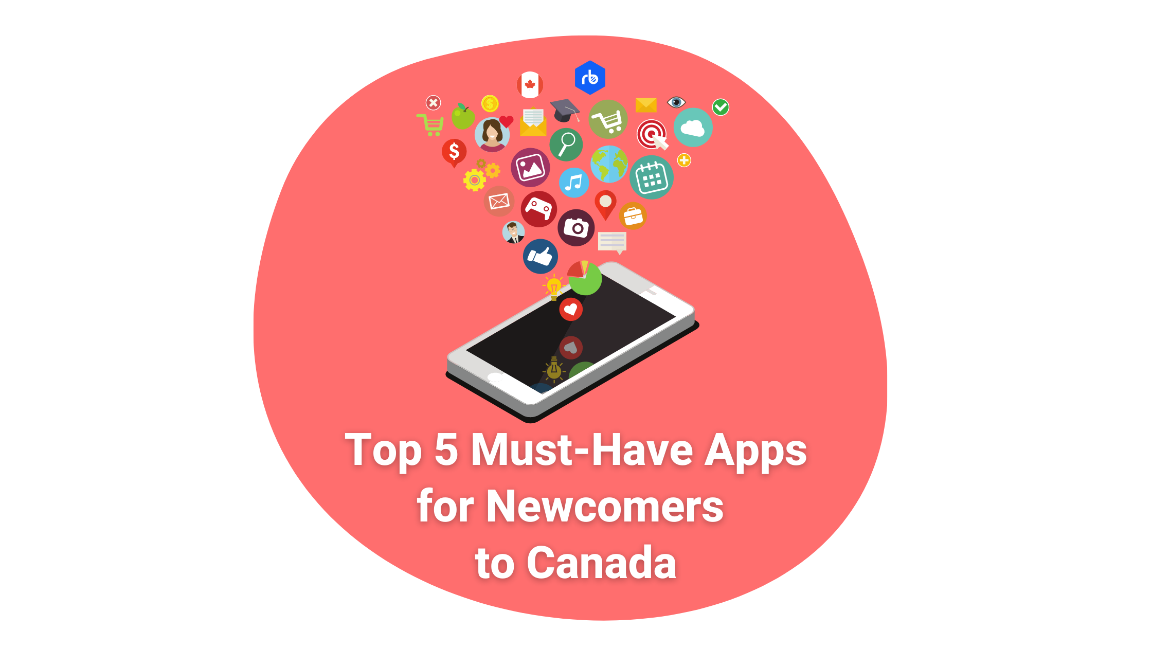 Top 5 Apps for newcomers