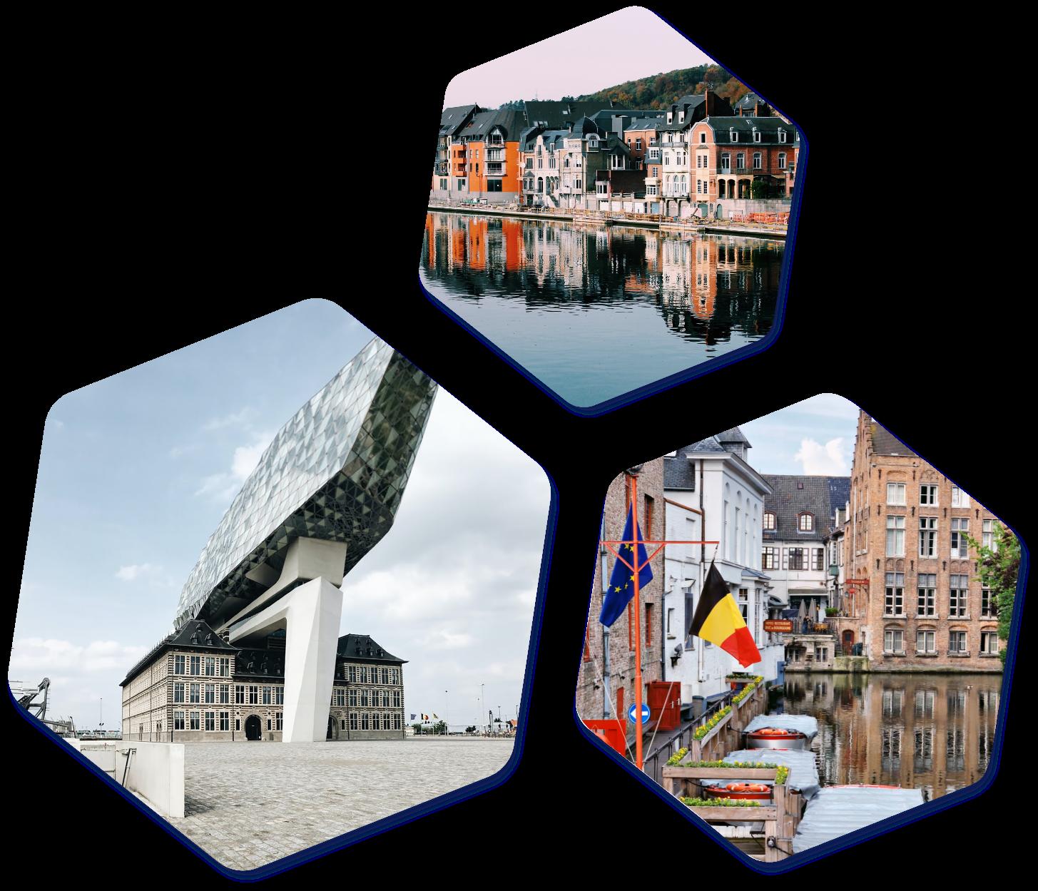 Belgian Hexagon