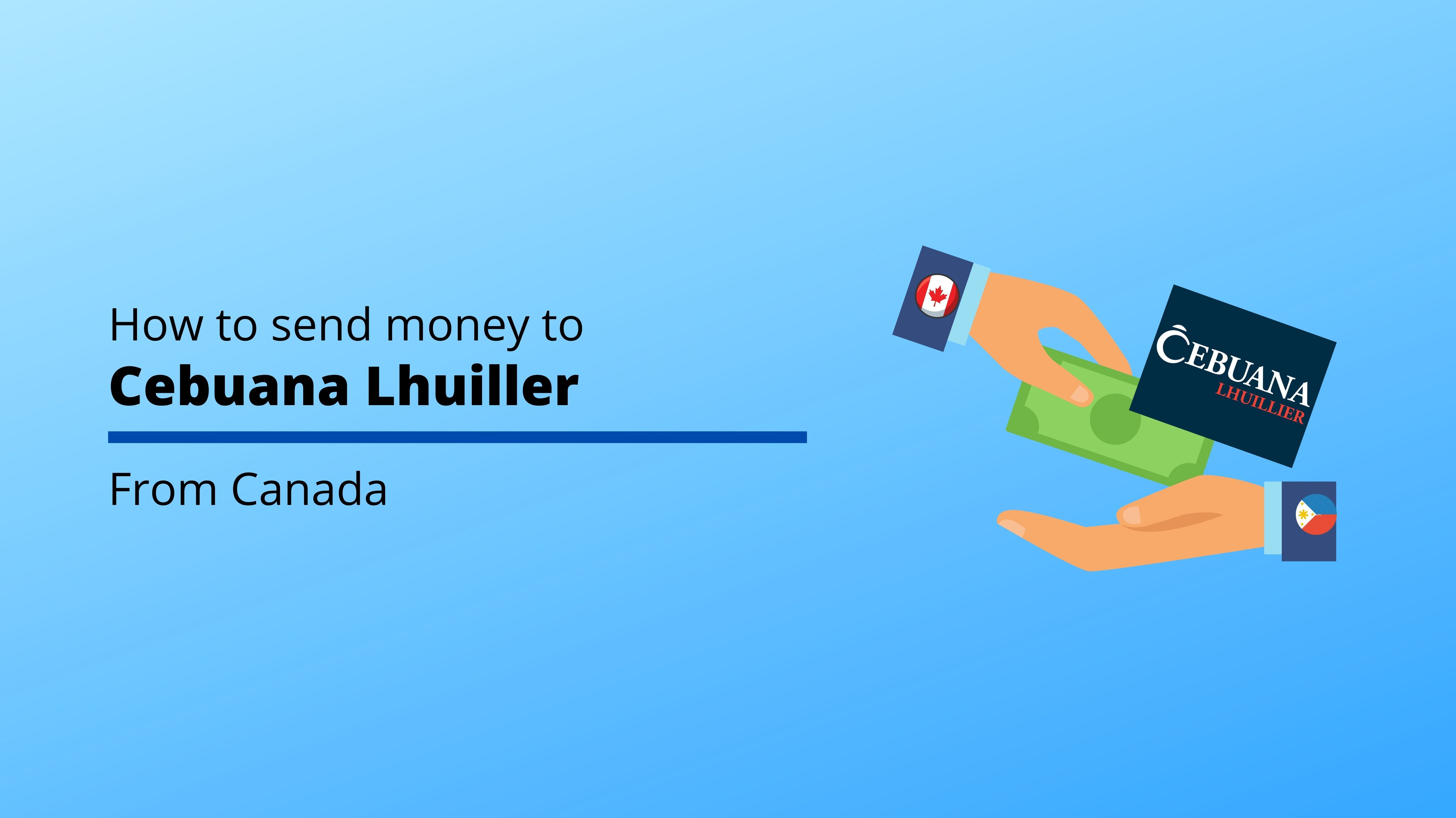 How to Send a Remittance to cebuana lhuiiler