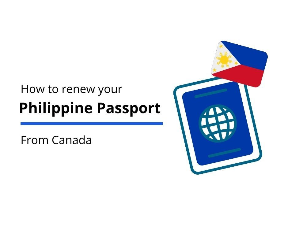 How to Renew Philippine Passport in Canada