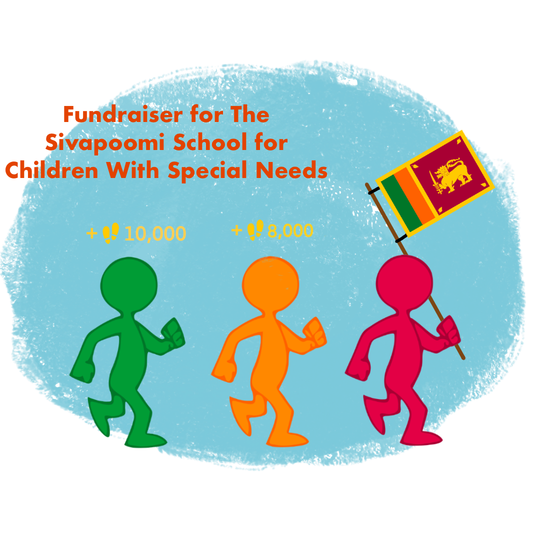Ukravi Steps  and Remitbee Partner to Raise Money for Kid with Special Needs