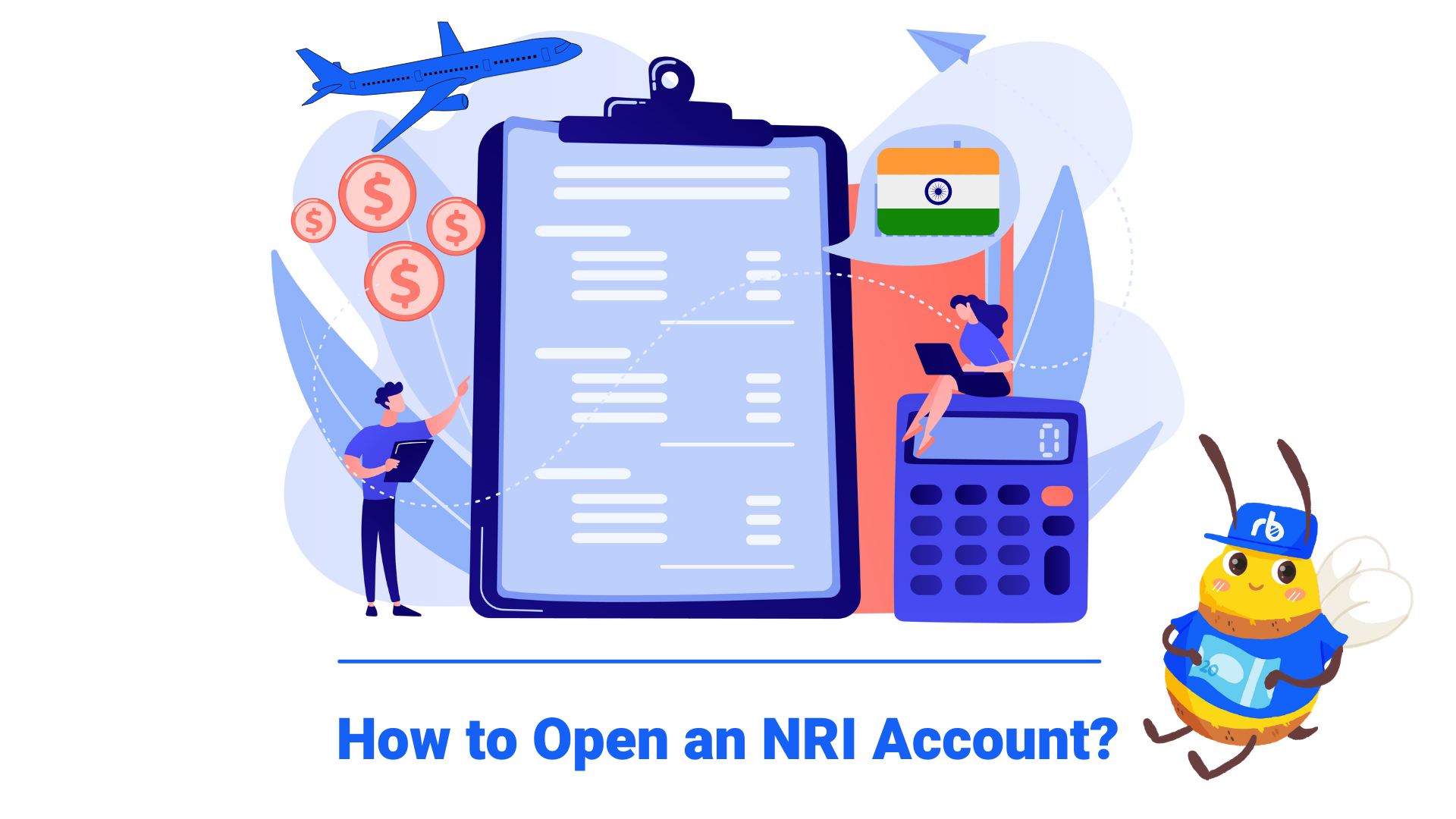 How to open an NRI account?