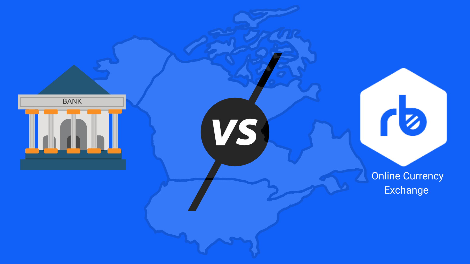 Currency Exchange USD and CAD: Remitbee Currency Exchange Vs Banks