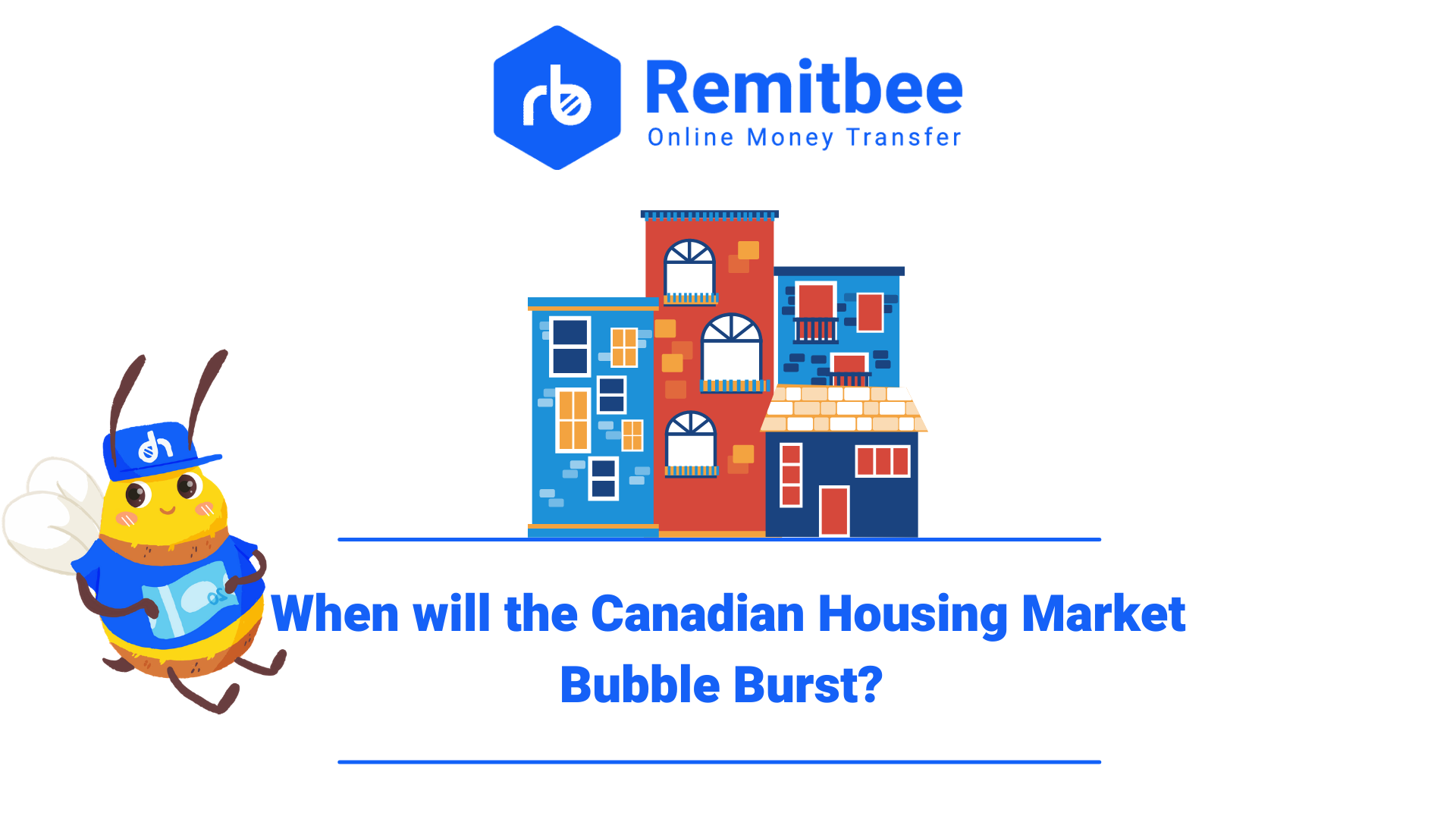 When will the Canadian Housing Market Bubble Burst ?