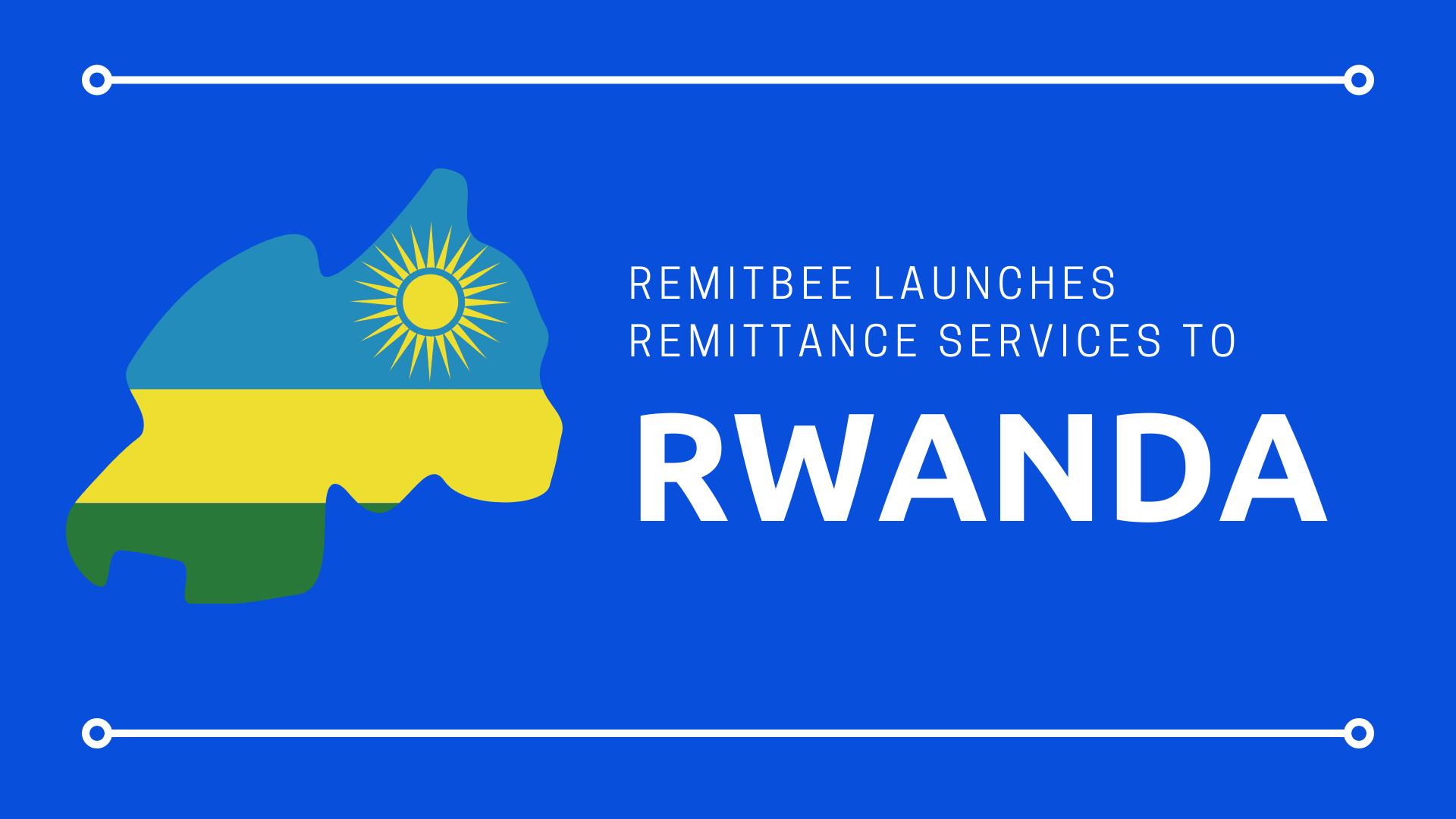 Send money to Rwanda