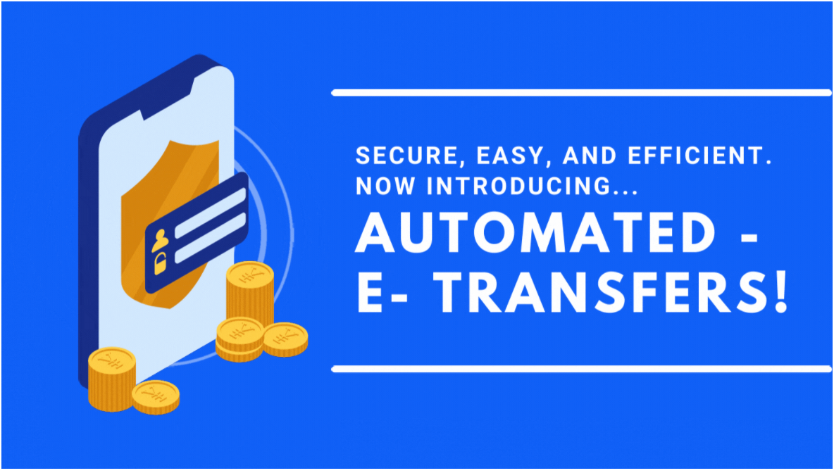 What are Automated E-transfers?