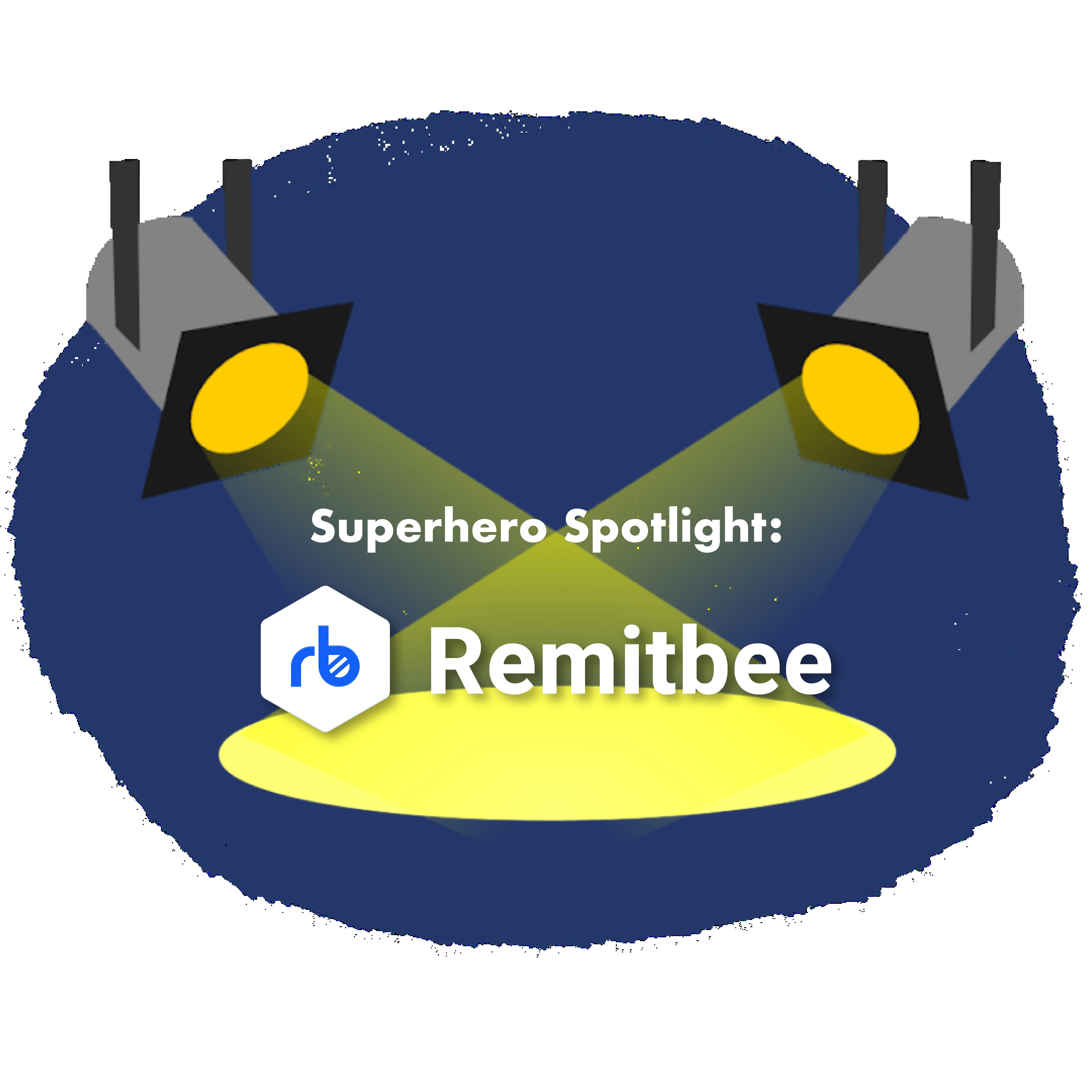Remitbee Featured in Cuarrency Cloud's Superhero Spotlight