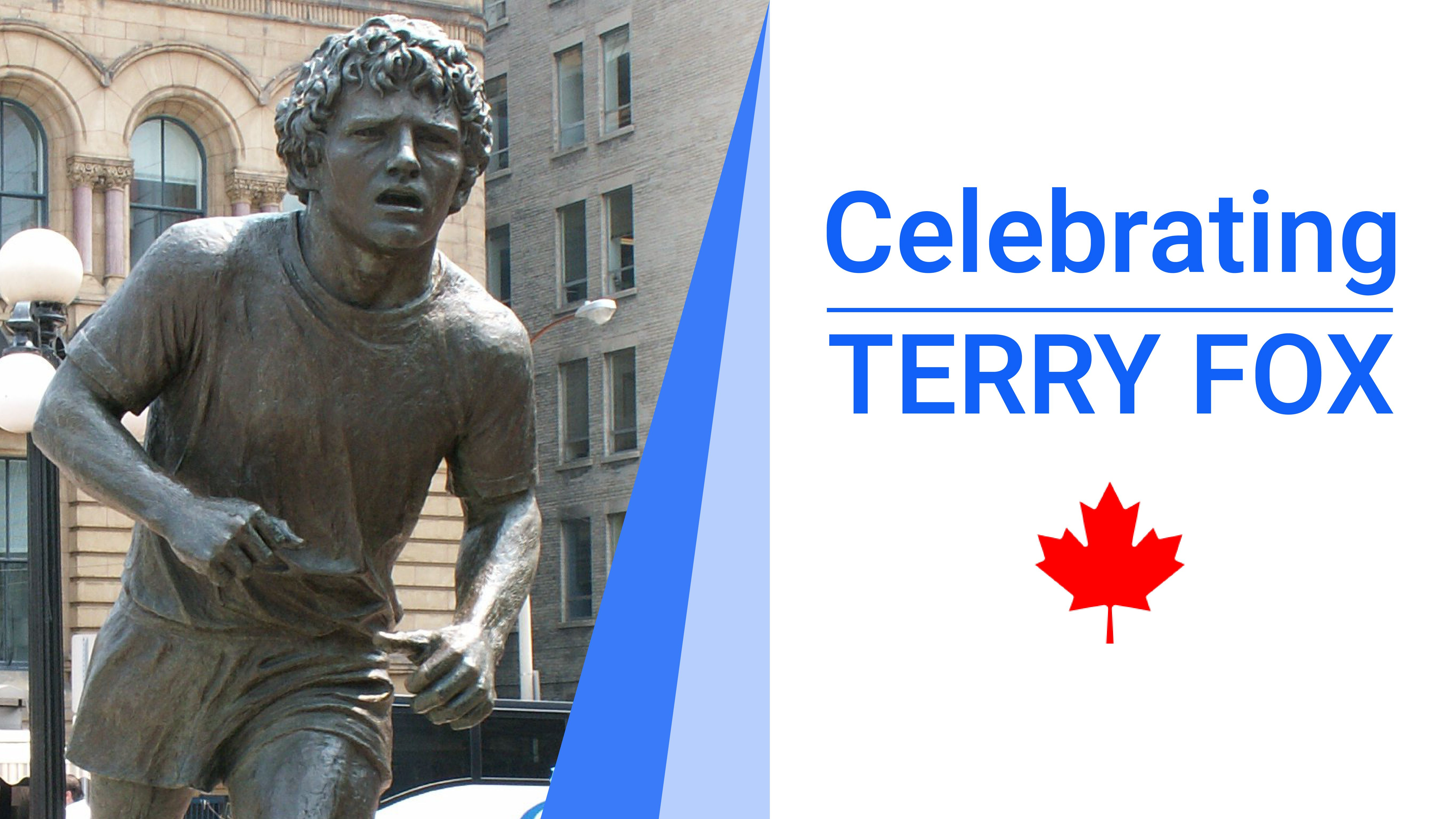 Canadian Hero : Who is Terry Fox?