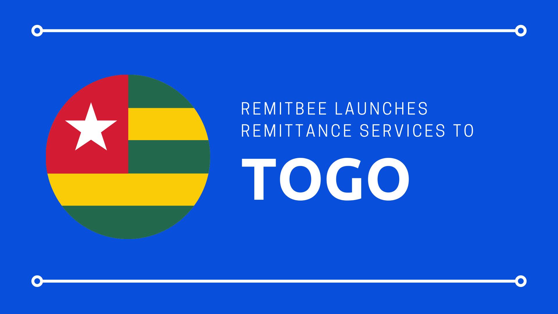 Send money to Togo