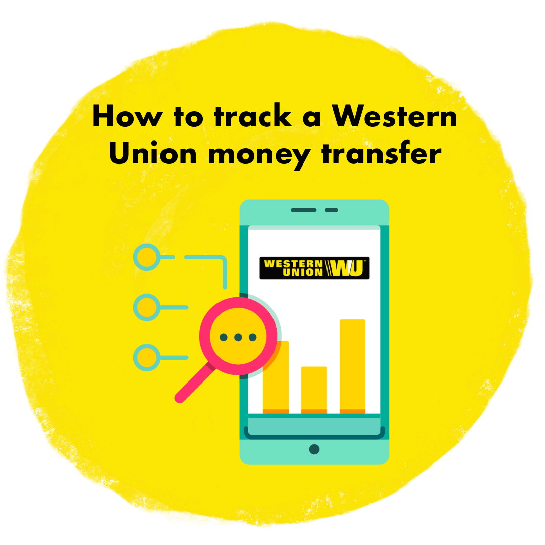 Learn how to easily track a money transfer sent via western union