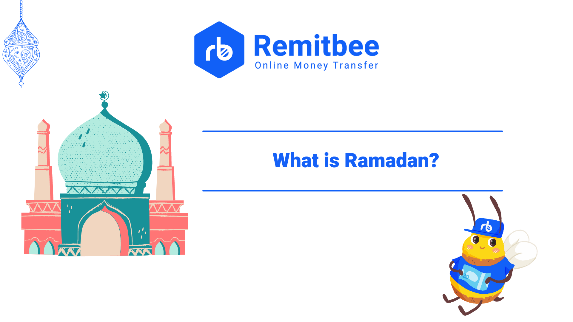 What is Ramadan and why is it celebrating?