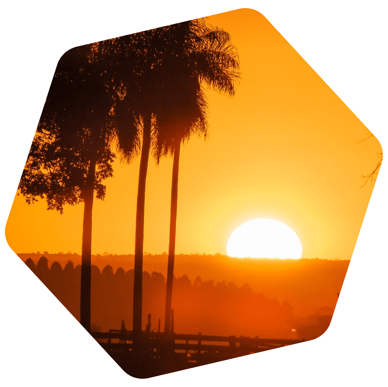 Paraguay Sunset