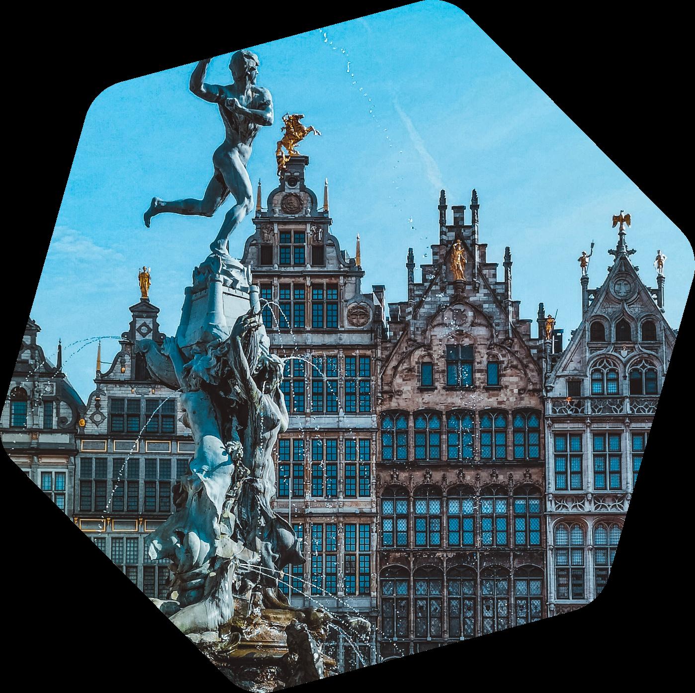 Belgian center