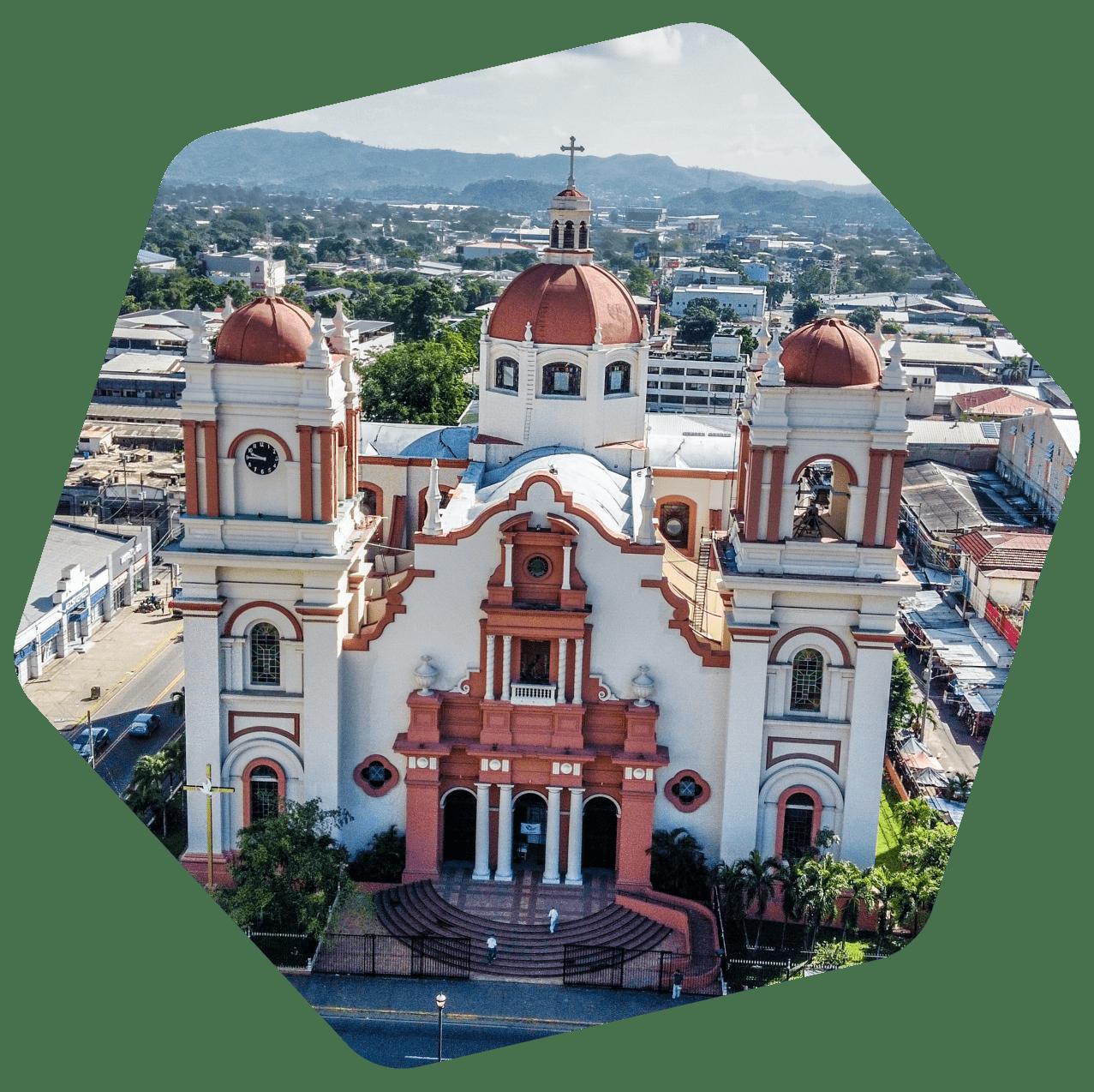 Honduras church