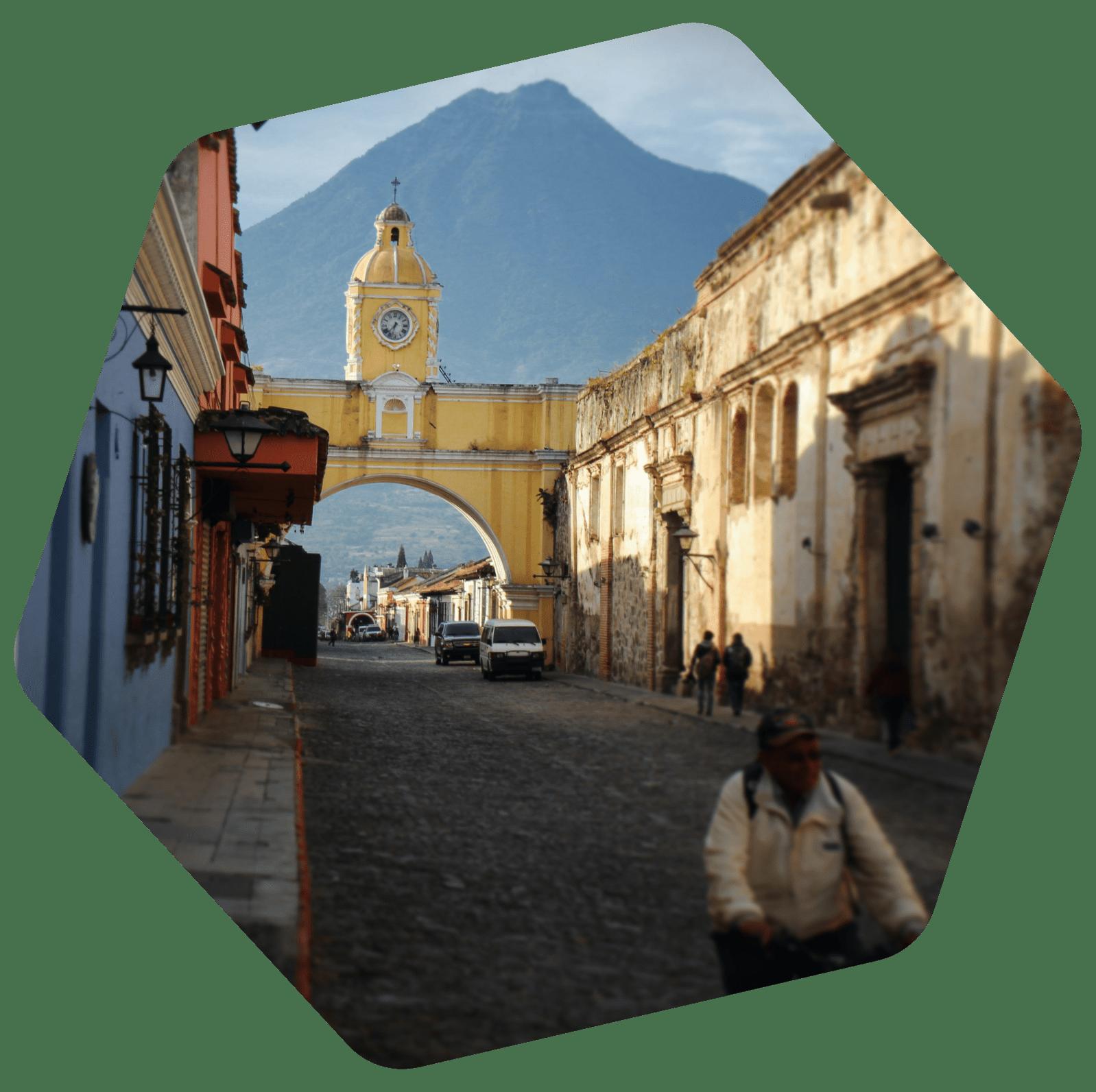Guatemala old city