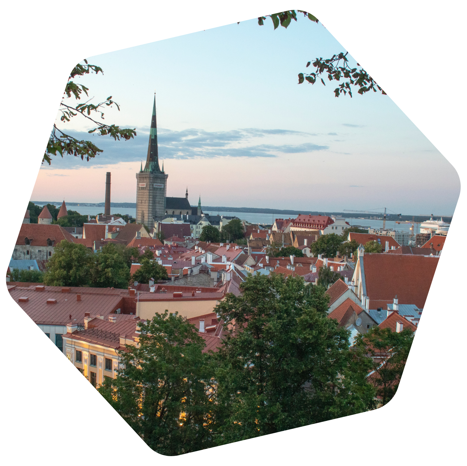 Estonian city
