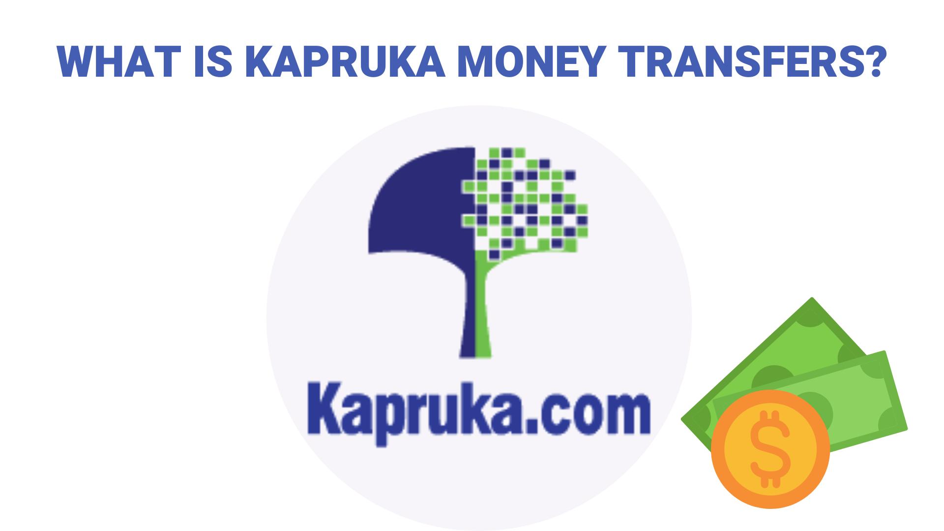 Kapruka Money Transfer