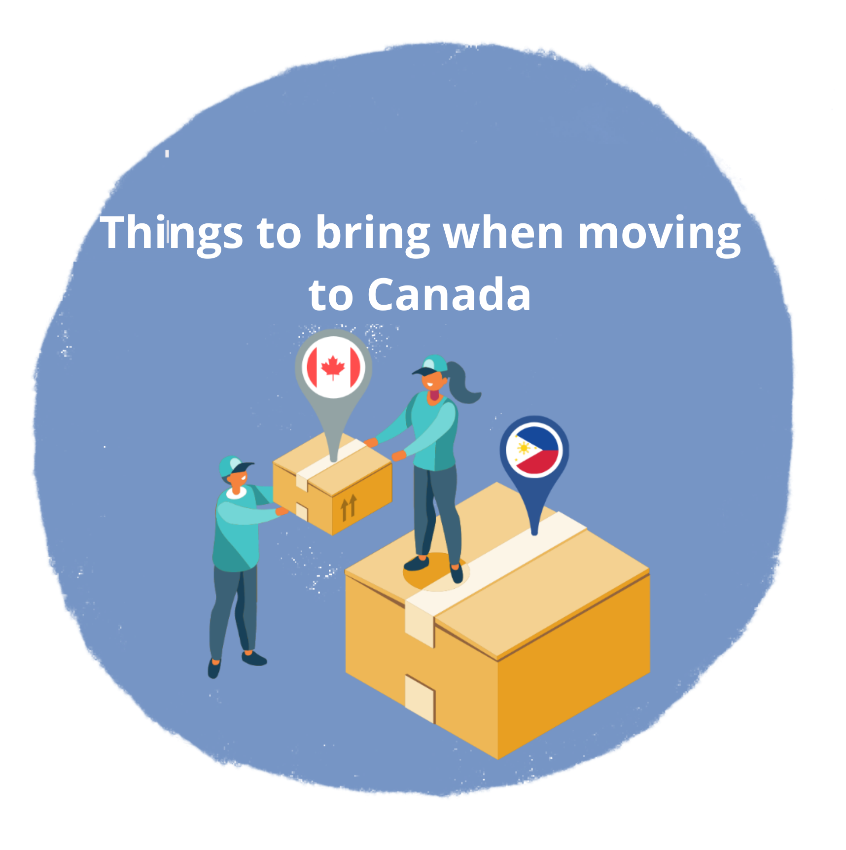 Things to Bring When Moving to Canada