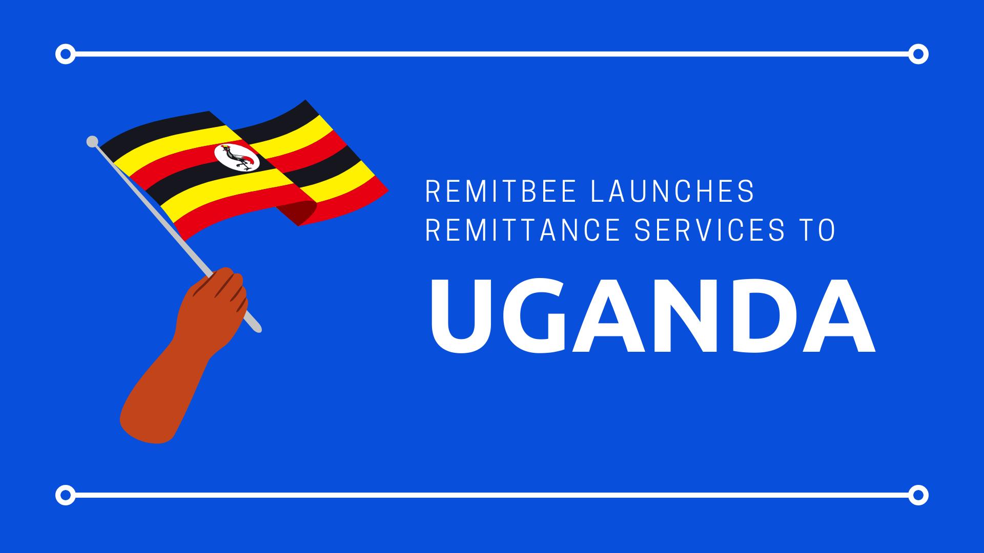 Send money to Uganda